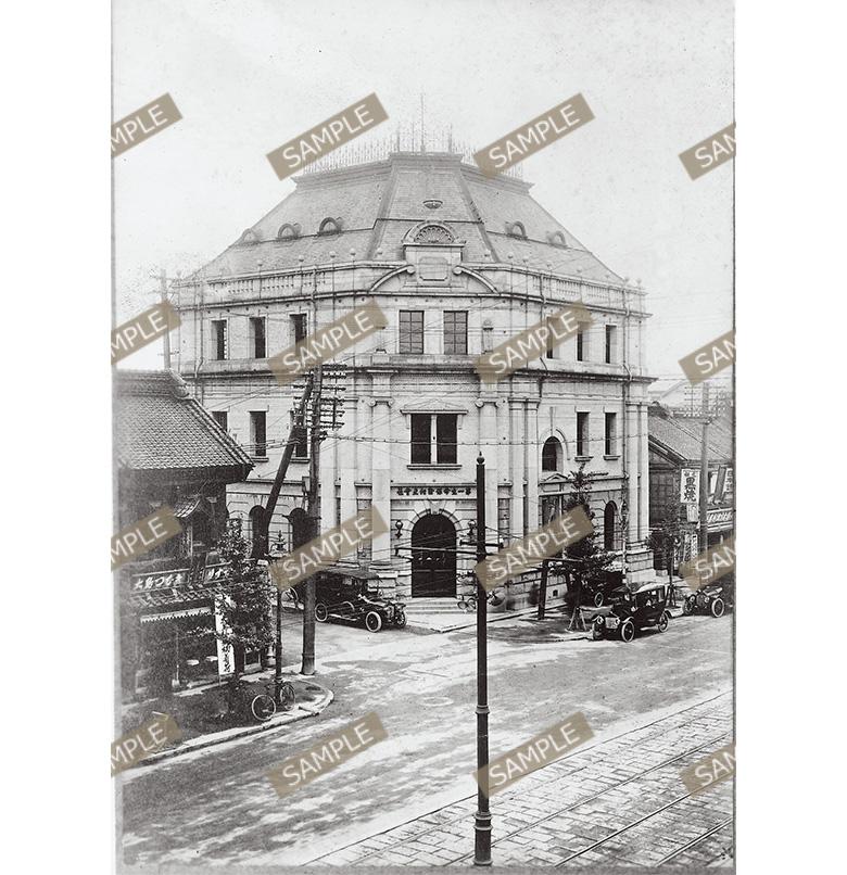 日本橋区通3丁目時代 1906年~|...